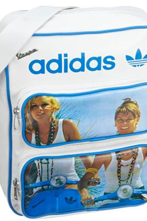 sac Adidas Vespa vintage